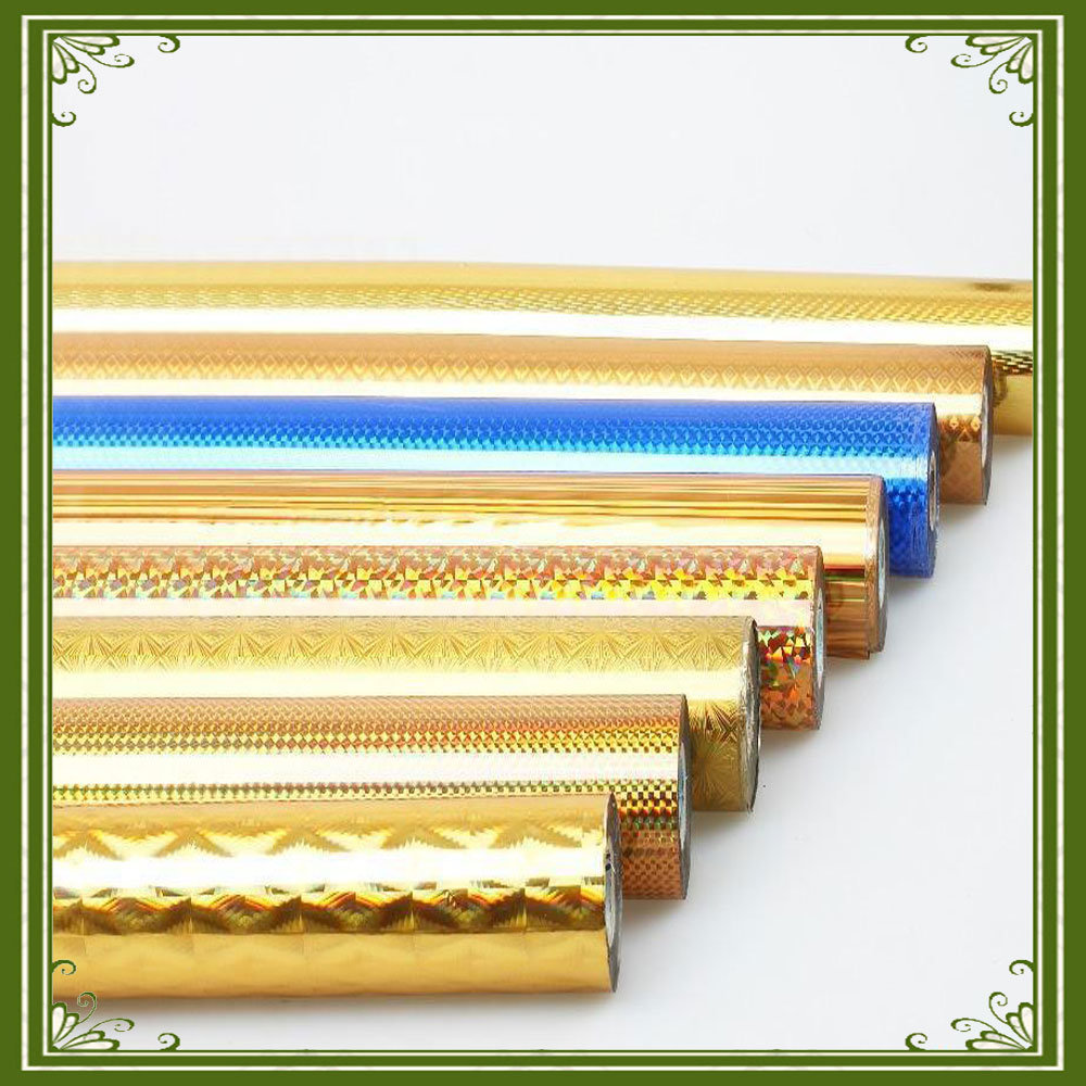 Various Colorful Hot Stamping Foil/Hot Foil Stamping/Multi Color Hot Stamping Foil