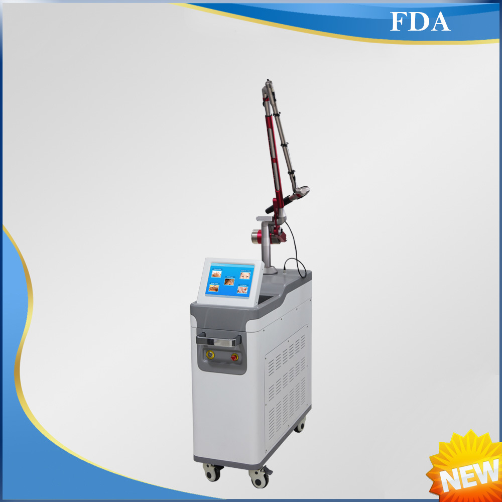 1064/532nm ND YAG Tattoo Removal Laser Fg 2014