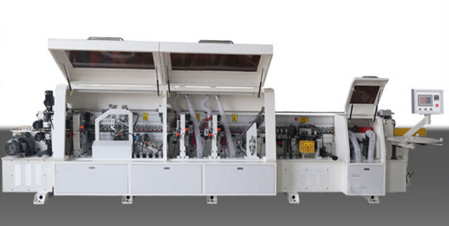 Full Automatic Edge Banding Machine with Pre-Milling