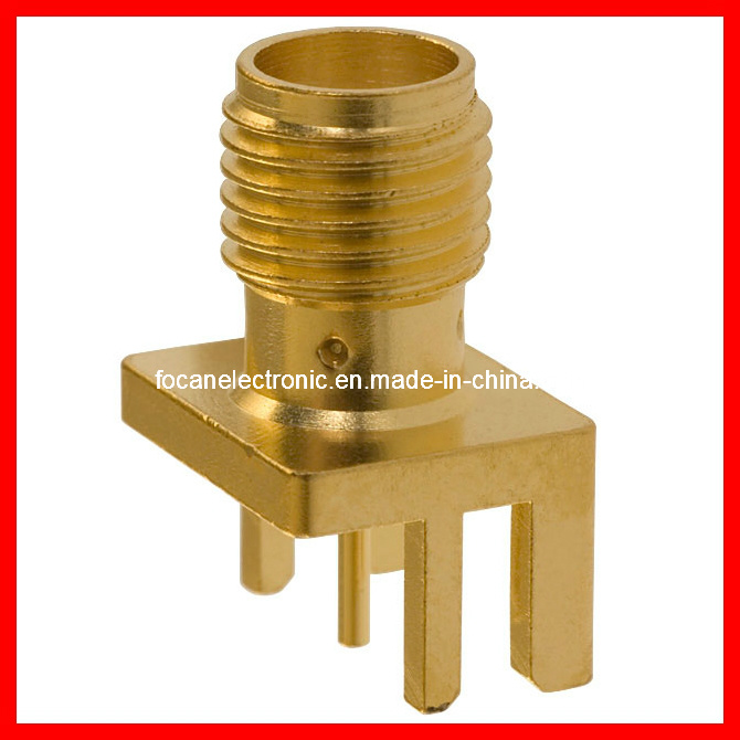 SMA Male PCB Mount RF Coaxial Connector SMA Connector