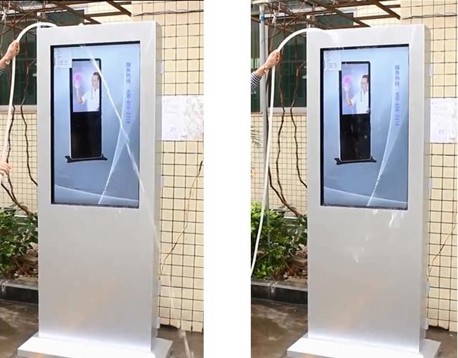 42, 43, 50, 55, 65, 70, 84-Inch Floor Standing Outdoor Advertisement LCD Display Digital Signage