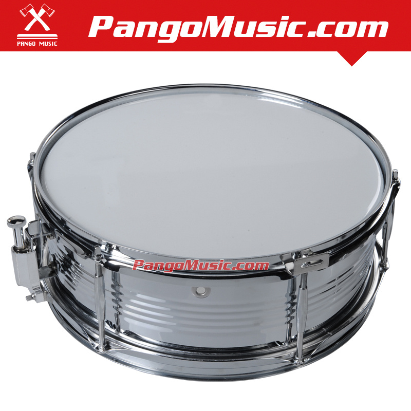 Professional Steel Snare Drum (Pango PMNS-200)