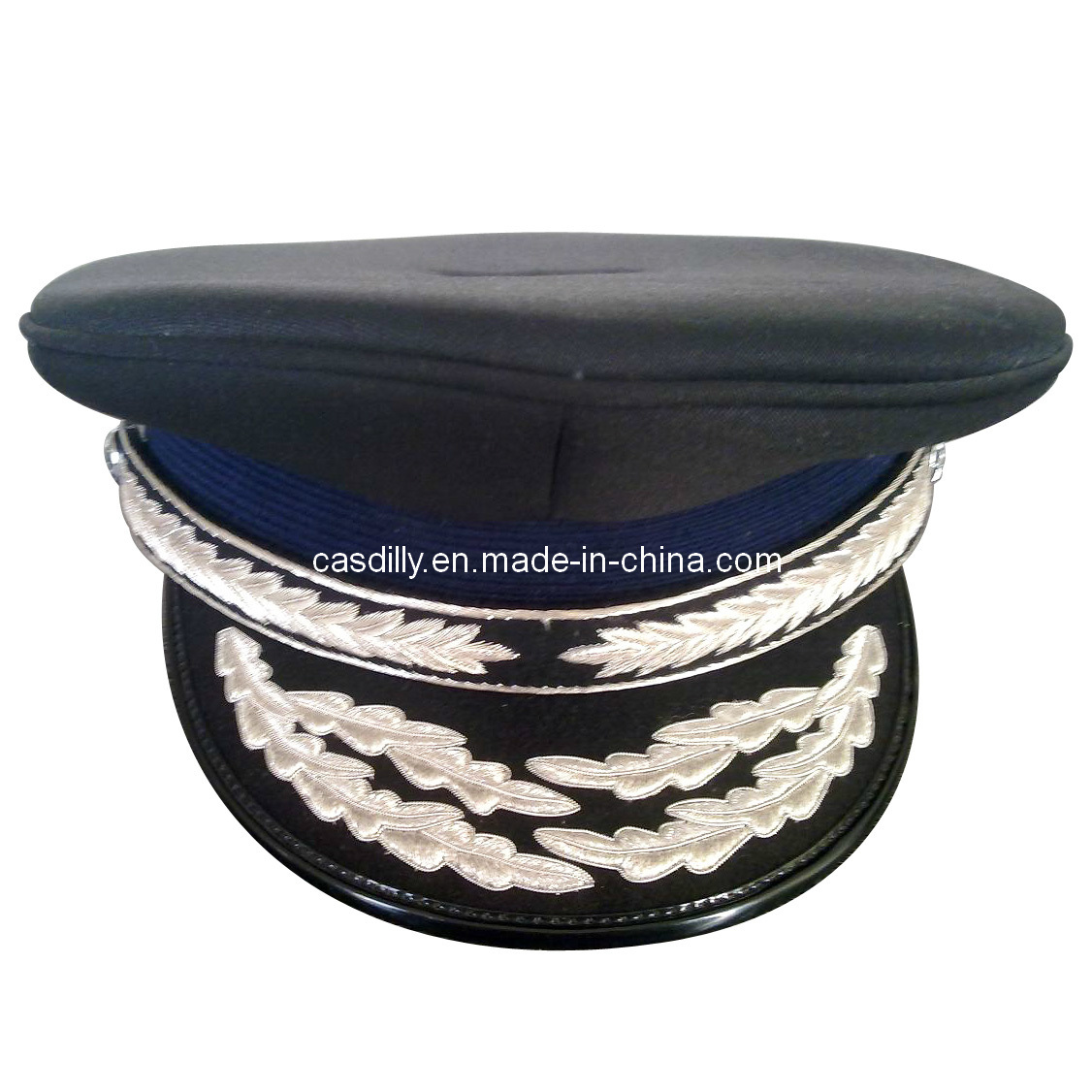 Peak Cap for Military with Good Quality