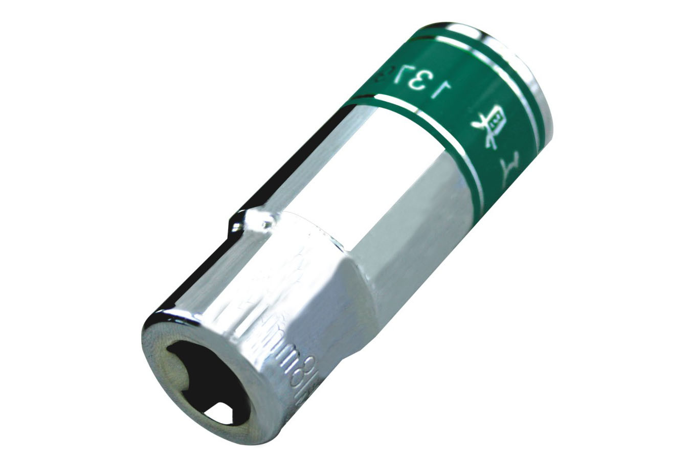 12.5mm Drive Shallow Socket (12 Point, 8-32mm)
