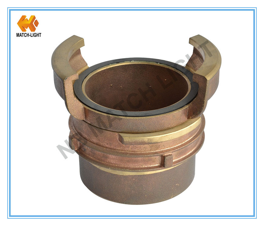 Bronze Female Bsp Thread Guillemin Coupling (Female end)