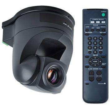 The Sony EVI-D70, our standard for PTZ cameras.