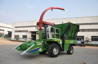 9qsz-3000 Green (yellow) Forage Harvester Yinengjiuxin