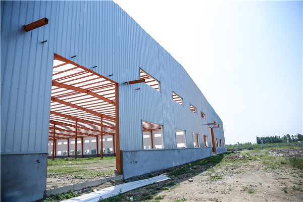 Steel Building for South Africa