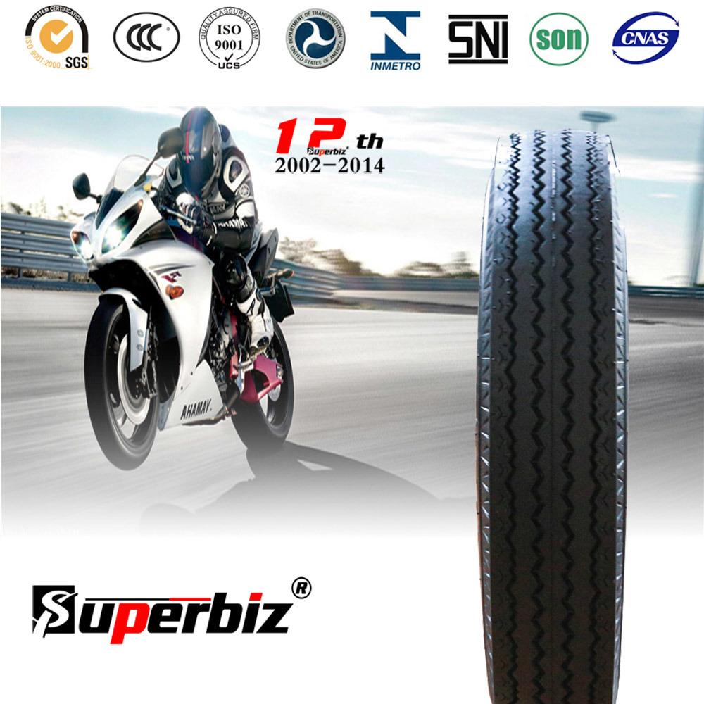 China Heavy Duty Tire Three Wheel (4.00-8)