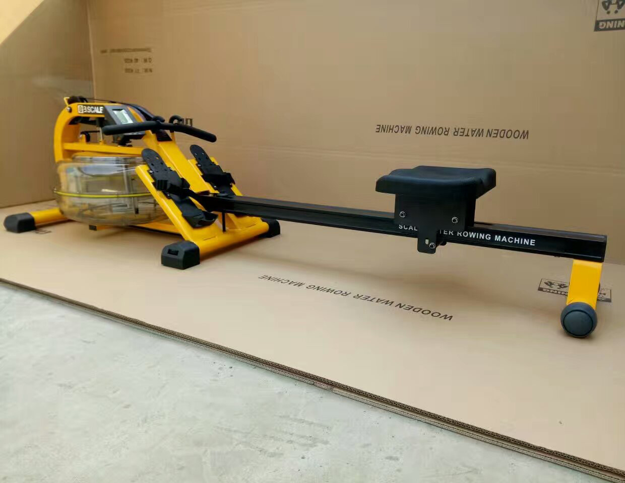 Ce Certificated Commercial Water Rower (SK-916)