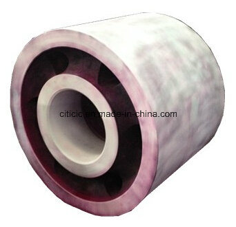 Long Service Life Assembly of Support Roller with Various Material