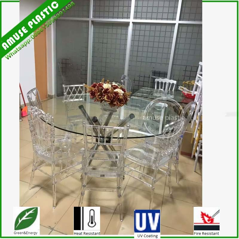 White Gold Chair Furniture Rental Hire