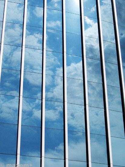 Curtain Wall Glazing : Glass wall curtain
