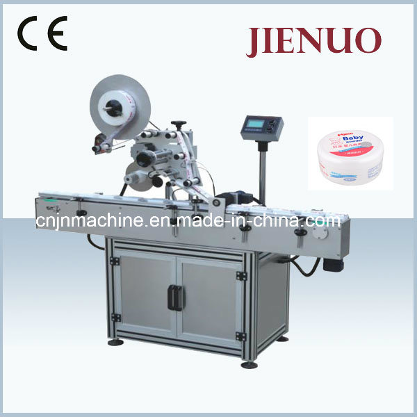 Automatic Box and Carton Sticking Flat Labeling Machine