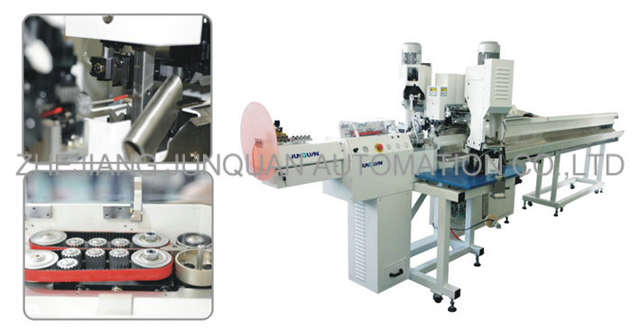 Full Automatic Terminal Crimping Machine (JQ-3)