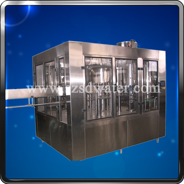 32-32-8 High Speed Mineral Water Filling Machine