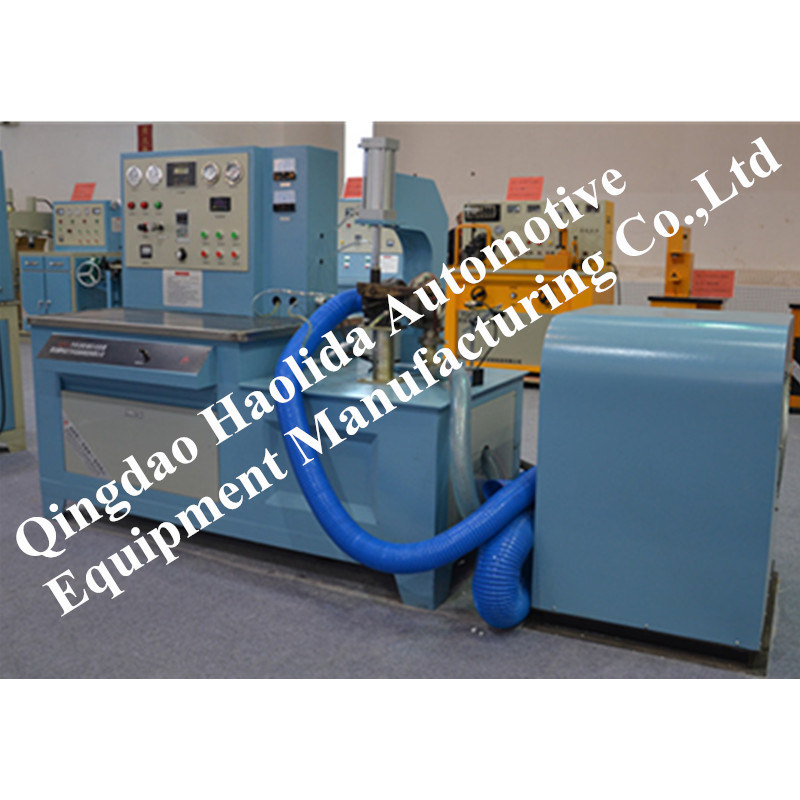 Turbocharger Test Equipment for Testing Turbo Lubrication