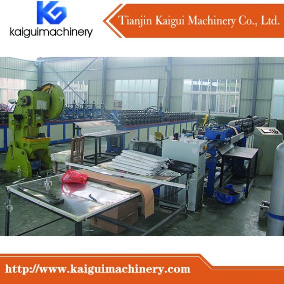Fully Automatic Fut T Grid Roll Forming Machinery