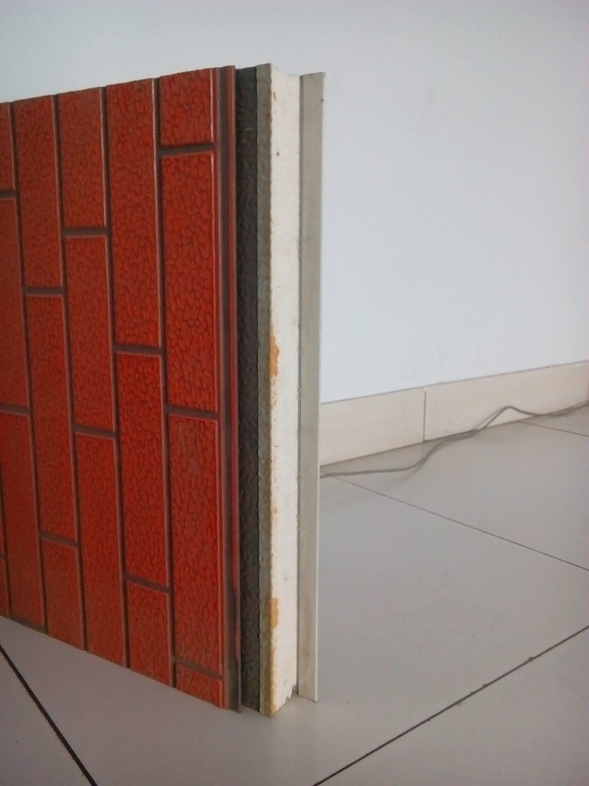 PU Foam Insulated Panel for Building Material