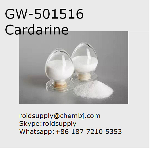 Healthy Fat Burning Sarm Powder Gw501516 Cardarine