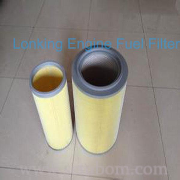 Engine Air/Oil/Feul/Hdraulic Oil Filter for Lonking LG6065, LG6215 Excavator/Loader/Bulldozer