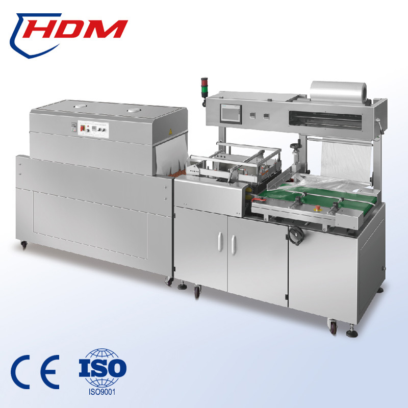 Automatic Thermal Contraction Packing Machine Shrink Tunnel