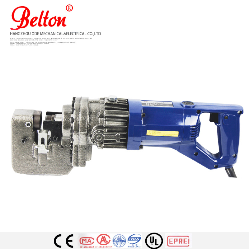 Portable Handheld Electric Hydraulic Puncher Hole Punching Machine Be-Mhp-20