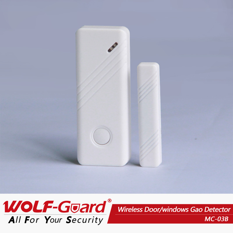 Wolf Guard LCD GSM Alarm System with Touch Keypad for House Security Spanish Italian German Voice 007m2e Cm