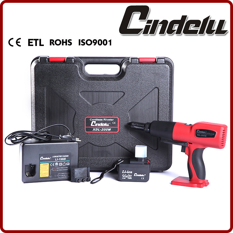 Popular Cordless Riveter (XDL-200M)