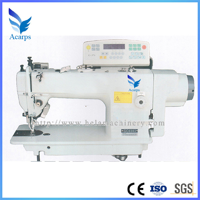 Top Buttom Feed Lockstitch Sewing Machine for Mattress (GC0303)