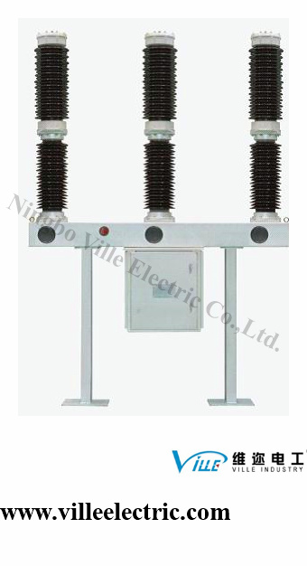 Lw58-252/T4000-50 High Voltage Sf6 Circuit Breaker