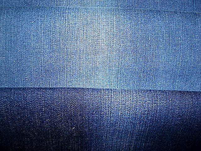 Special Indigo Cotton Denim Fabric