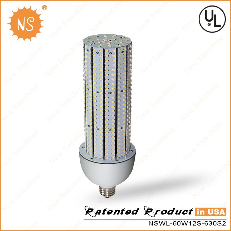 UL ETL TUV Listed SMD2835 E27 E40 60W LED Bulb