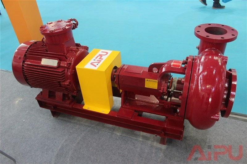 Solids Control Sand Pump Used in Oil and Gas Drilling