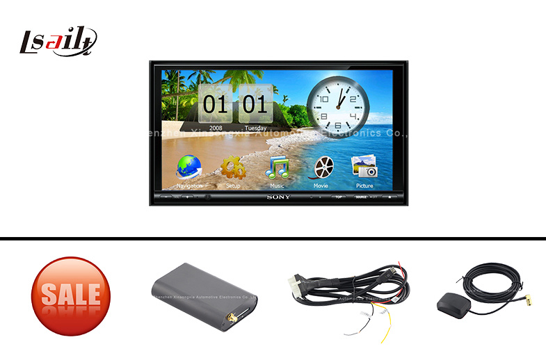 Car GPS Module Type for Sony with 800*480 (LLT-pH3700)