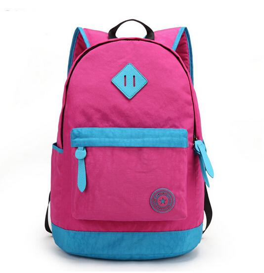 Teenage Girl School Backpack Bag