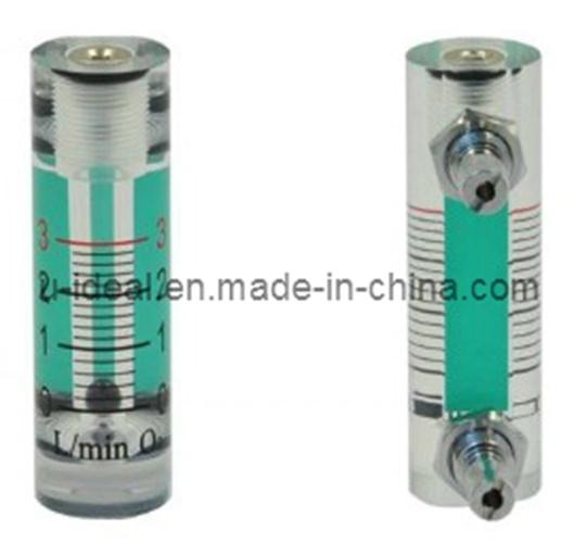 Acrylic Flowmeter, Variable Area Air Rotameter, Pipeline Flow Meter