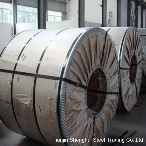 China Mainland Galvanized Steel Coil (SGCC, SGCH, SGHC)