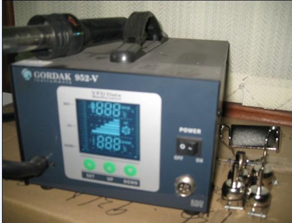 VFD Colour Digital Rework Soldering Station (952V)