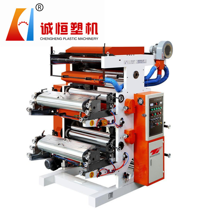 2 Colors Flexography Printing Machine (Automatic Color Register System)