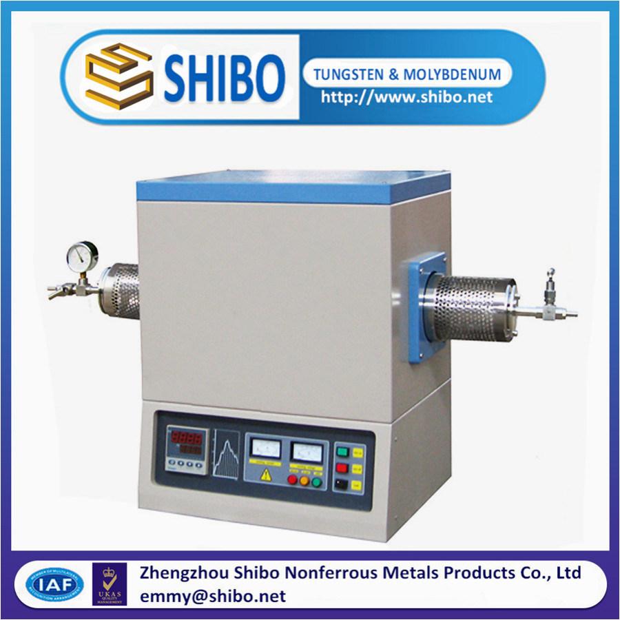 1200c Lab Vacuum Tube Furnace, High Temperature Sintering Furnace