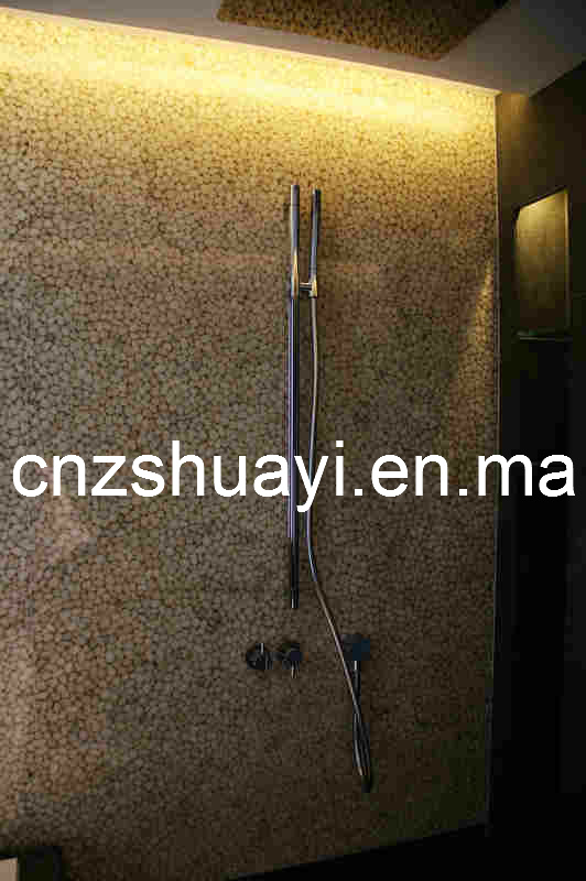 Pebble Stone Wall Cladding Artificial Stone