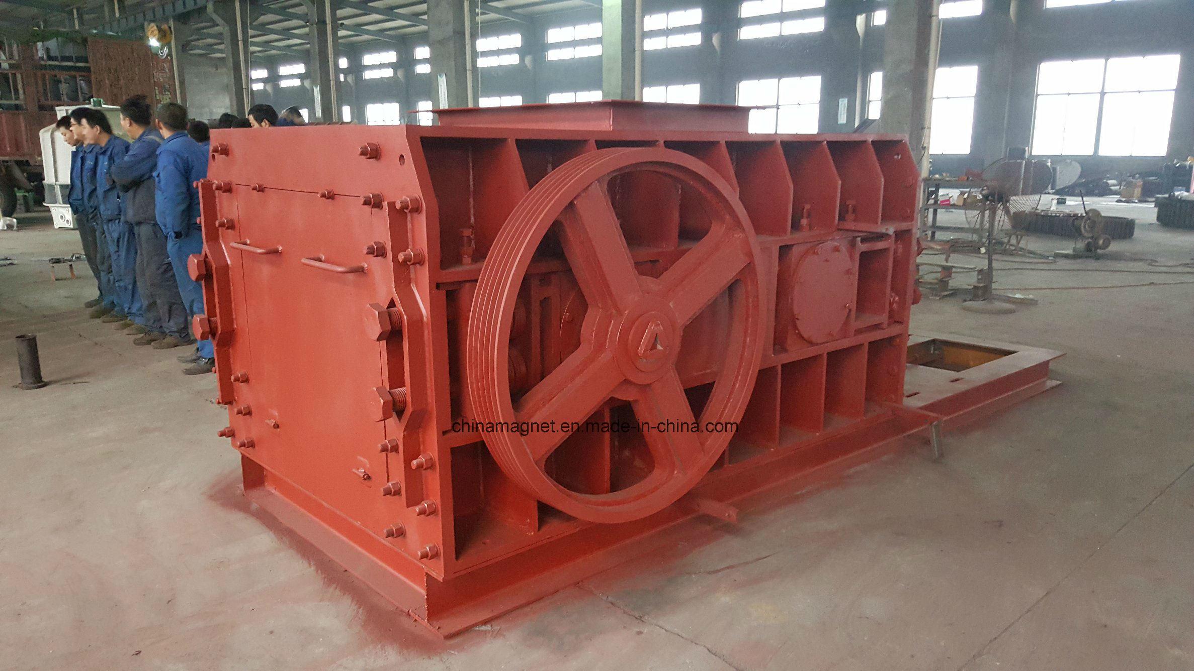 2pg Mining Crusher/Roller Crusher/Double Roll Crushing Machine for Granite/Limestone/ Coal/Coke/Refactory Material Crushing