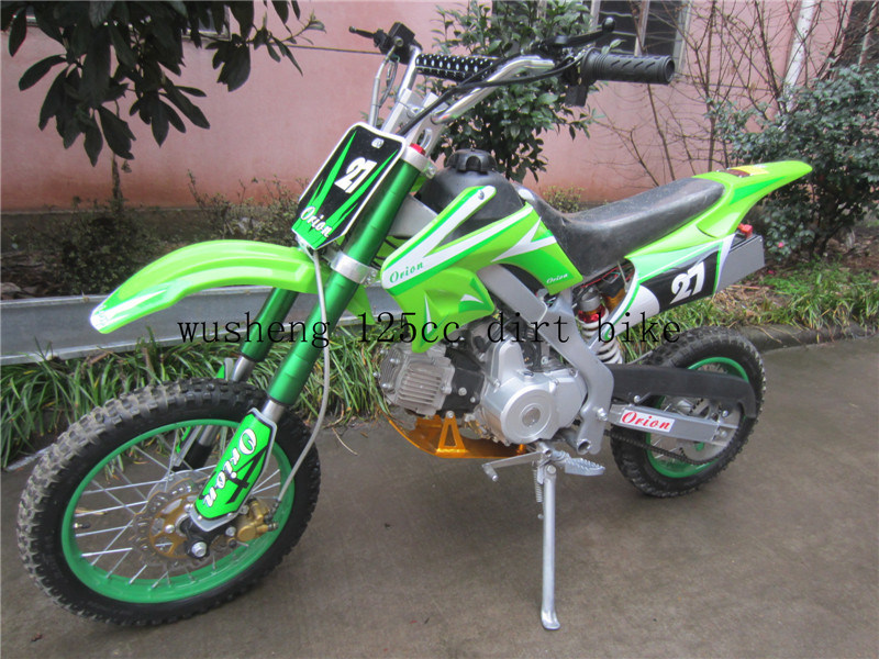 China CE Approved 125cc Dirt Bike for Sale Cheap Mini Dirt Bike Pit Bike 125cc Et-Db012