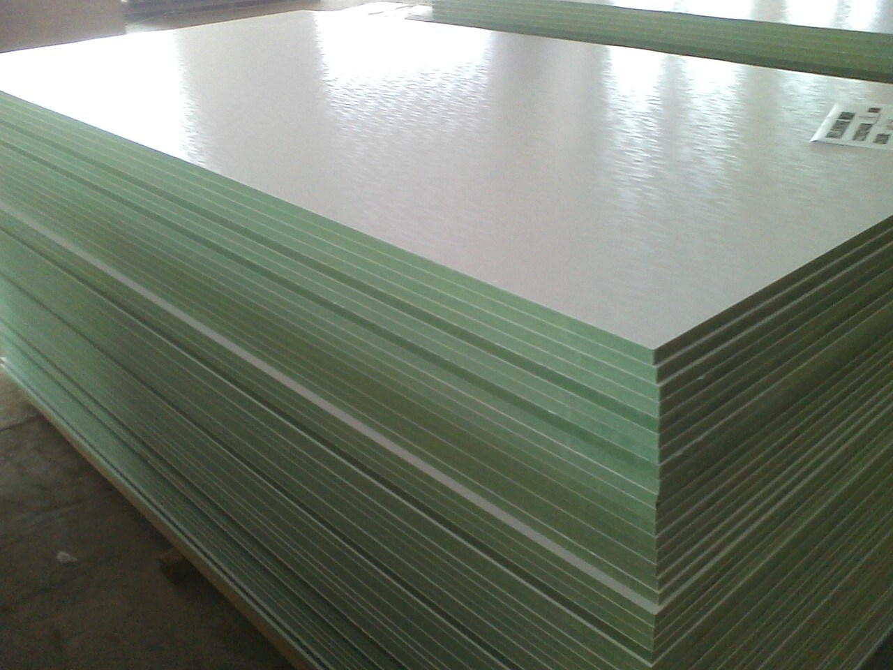 Laminated Mdf Board Suppliers ~ China furniture use melamine particle board