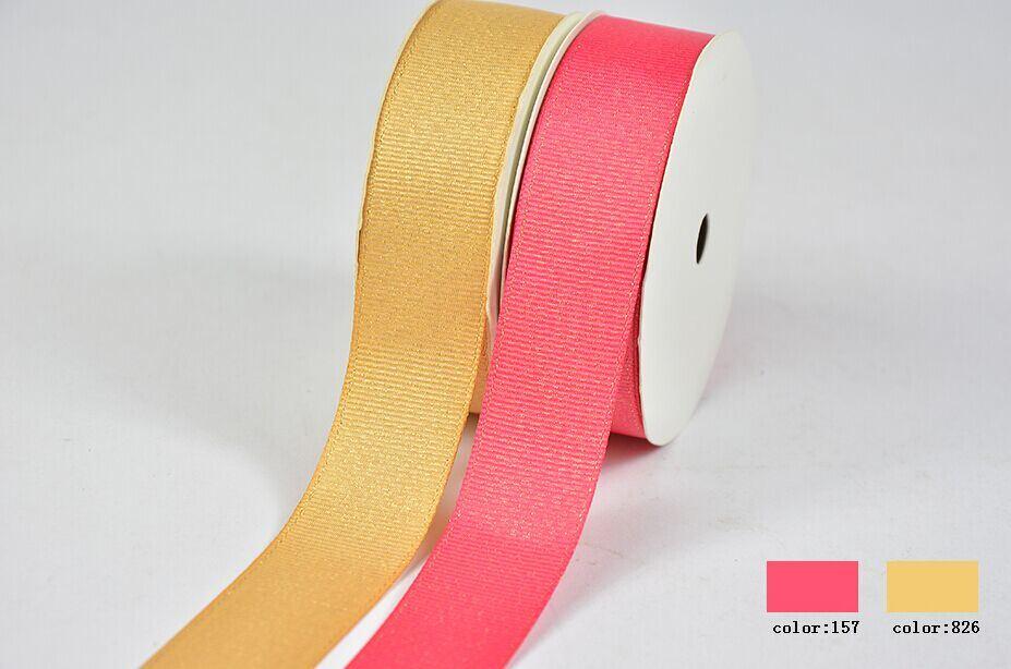 Grossgrain Ribbon for Garments, Gifts, Bags, Byr10002