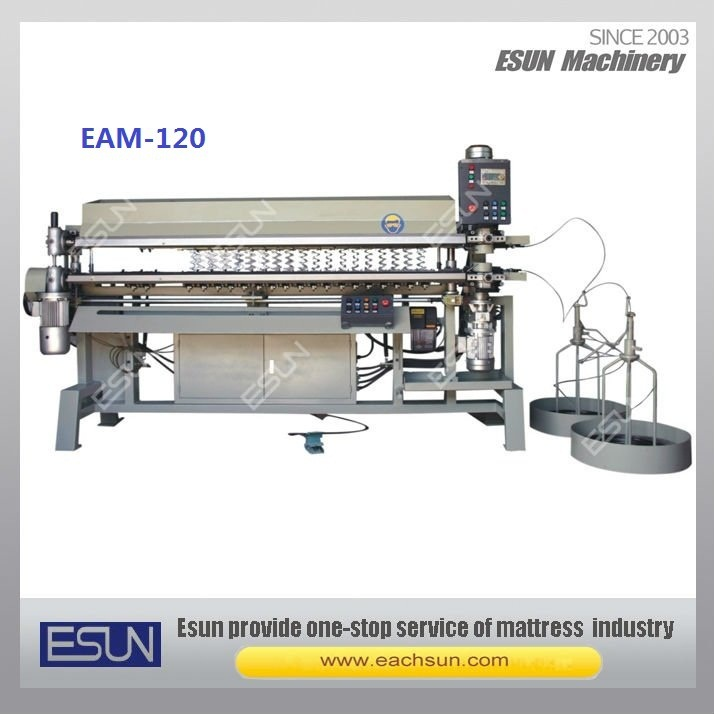 Mattress Spring Assembly Machine EAM-120