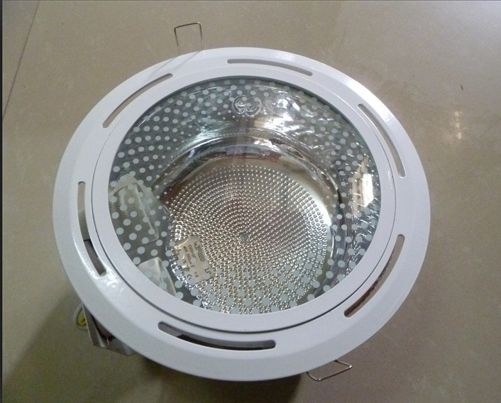 Energy Efficient Bulbs For Recessed Lighting : China recessed down light energy saving cfl downlight