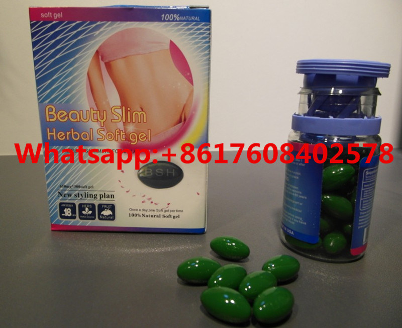 Bsh Beauty Slim Herbal Slimming Pill Weight Loss Softgel Health Food