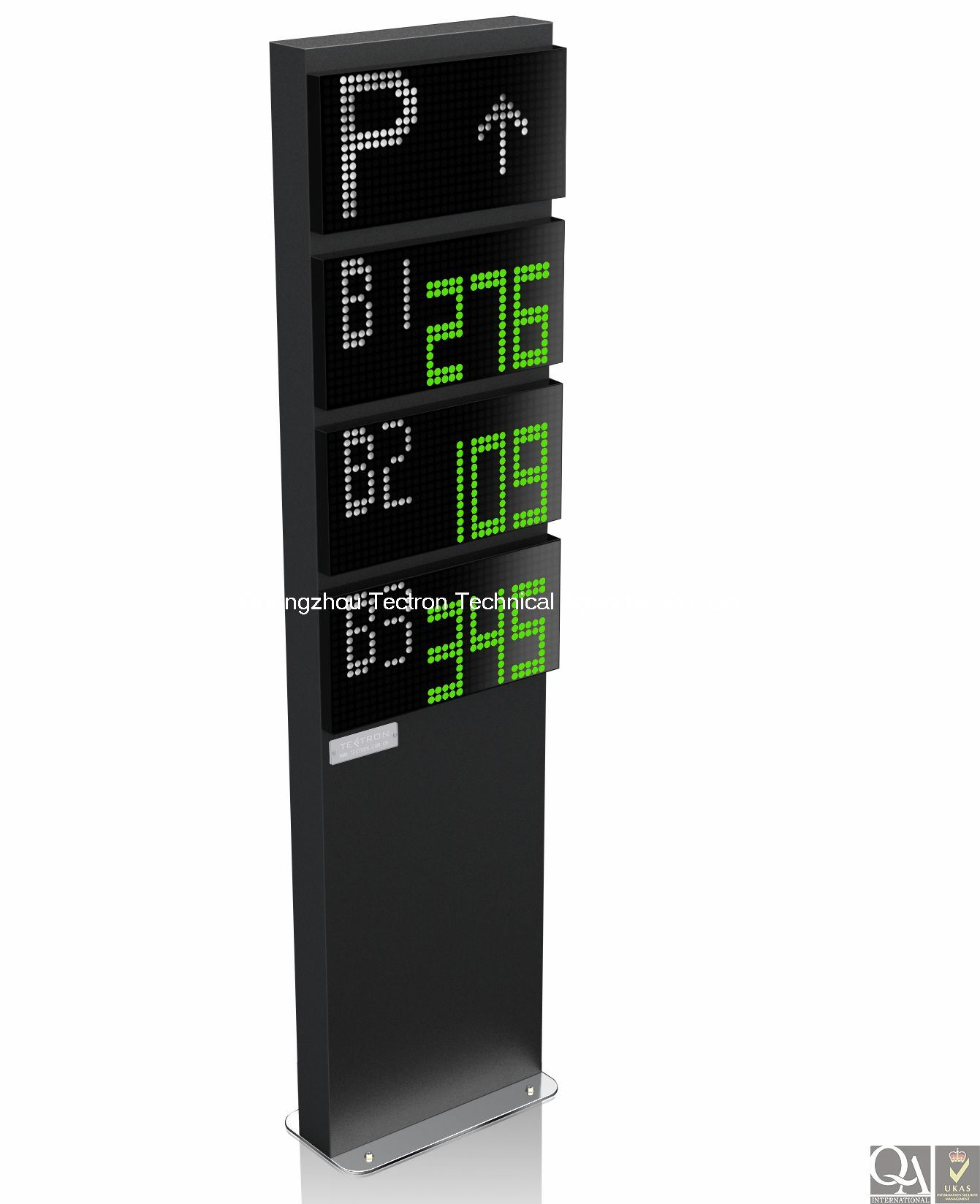 Parking Information Display Screen (PGD-3300)